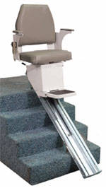 Stair Lift Information Tips Advice Elevator Stairlifts. Rail Track The Used With A Stairlift Is Secured To Stairs Steel And Aluminum Are Primary Metals In Manufacturing Tracks. Wiring. Ameriglide Stair Lift Chair Wiring Diagram At Scoala.co